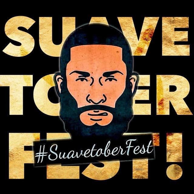 Suave Burgandy #Suavetoberfest cover art.