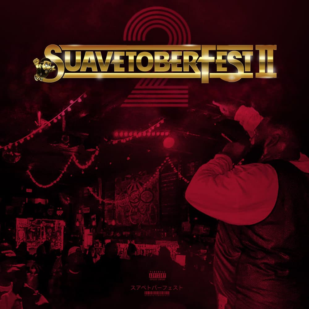 Suave Burgandy #Suavetoberfest 2 Cover Art